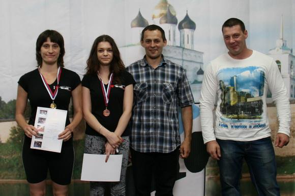 Демченкова Елена, Бессонова Нина, Чернов Василий, Еремеева Андрей