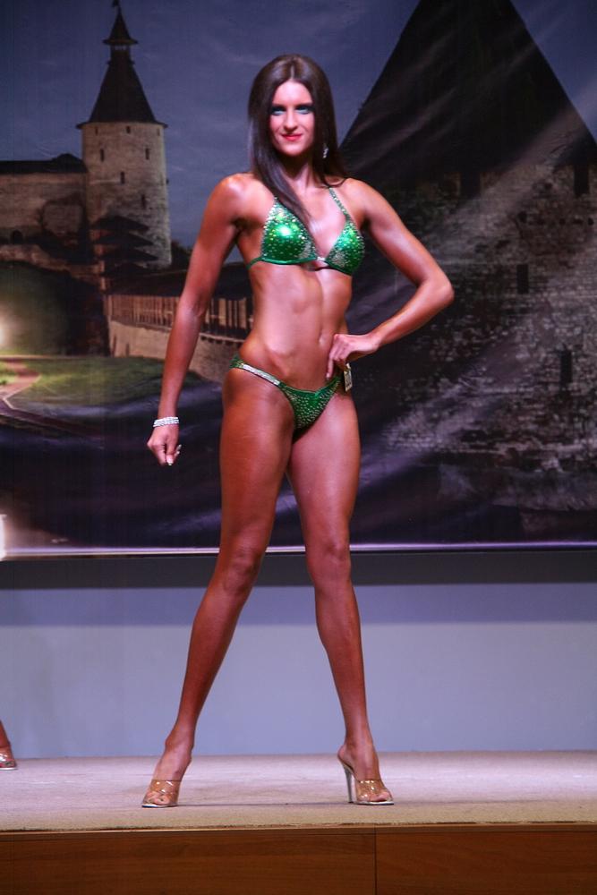 Анастасия Тимощенко - 9 место