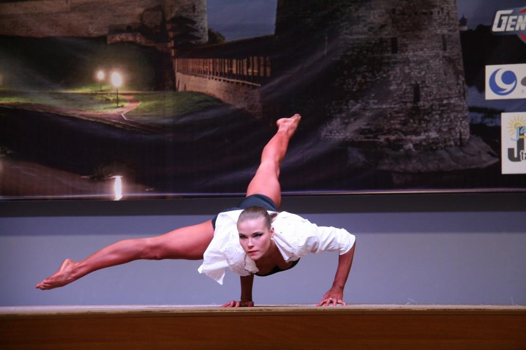 Радионова Наталья - 2 место