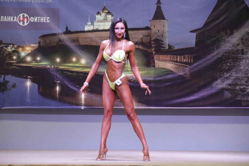 Роза Юсупова- 4 место